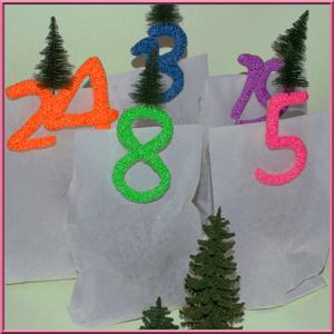 basteln f r weihnachten diy bastelidee adventskalender aus brotzeitt ten basteln basteln. Black Bedroom Furniture Sets. Home Design Ideas