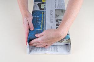 geschenktaschen aus papier selber machen