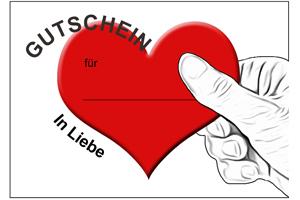 Ausdrucken kostenlos gutschein vorlagen downloaden Grußkarten Gutschein
