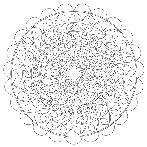 Mandala Tradition