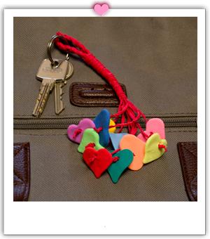 Bastelideen und geschenkideen f r muttertag basteln und selber machen kostenlose - Fimo muttertagsgeschenk ...
